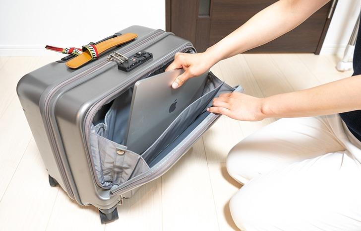 orobiancoスーツケース