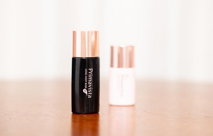 プリマヴィスタ 皮脂くずれ防止化粧下地 超オイリー肌用「ブラックプリマ」